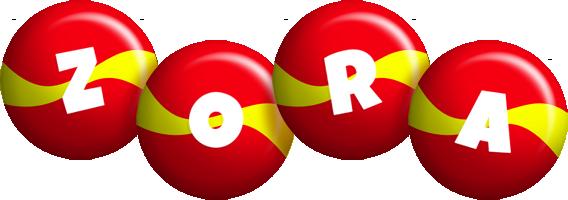 Zora spain logo