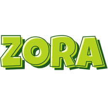 Zora summer logo