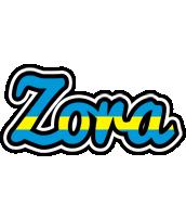 Zora sweden logo