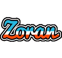 Zoran america logo