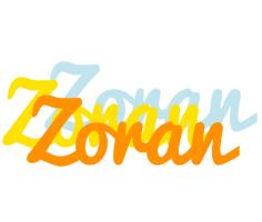 Zoran energy logo