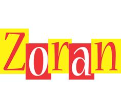Zoran errors logo