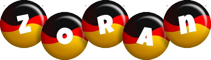 Zoran german logo