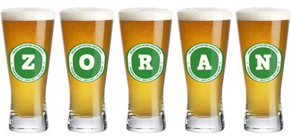 Zoran lager logo
