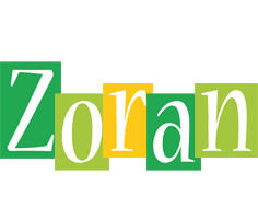 Zoran lemonade logo