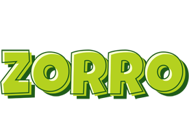 Zorro summer logo