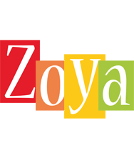 Zoya colors logo