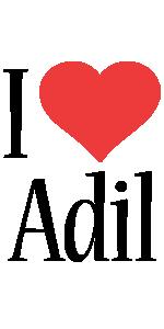 adil i-love logo
