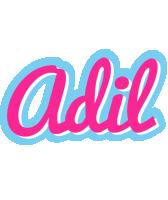 adil popstar logo