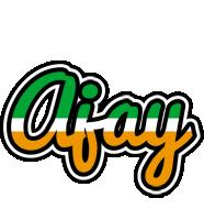 ajay ireland logo