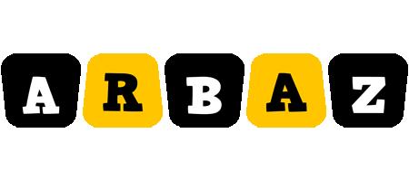 arbaz boots logo