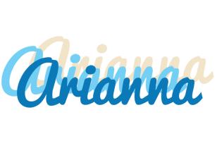 arianna breeze logo