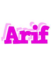 arif rumba logo