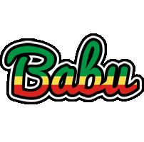 babu african logo