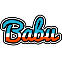 babu america logo