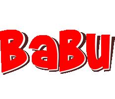 babu basket logo