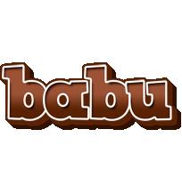 babu brownie logo
