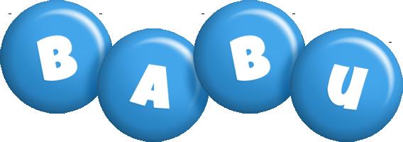babu candy-blue logo