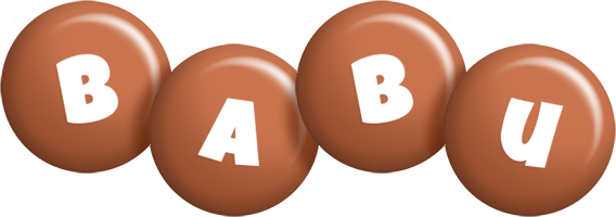babu candy-brown logo