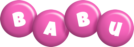 babu candy-pink logo