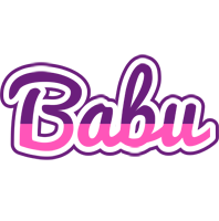 babu cheerful logo
