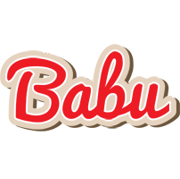 babu chocolate logo