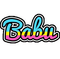 babu circus logo