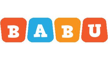 babu comics logo