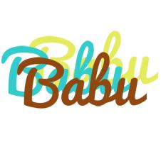 babu cupcake logo