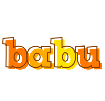 babu desert logo