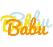 babu energy logo