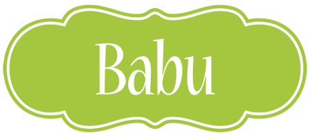 babu family logo