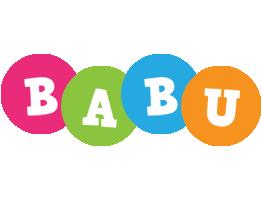 babu friends logo