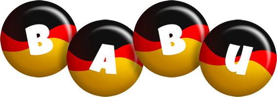 babu german logo