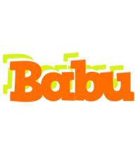 babu healthy logo