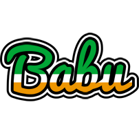 babu ireland logo