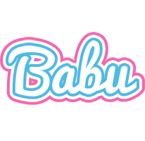 babu outdoors logo