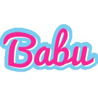 babu popstar logo