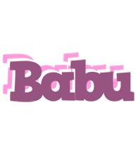 babu relaxing logo