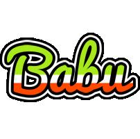 babu superfun logo