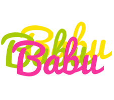 babu sweets logo