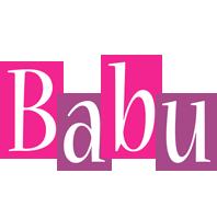 babu whine logo