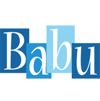 babu winter logo
