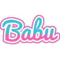 babu woman logo