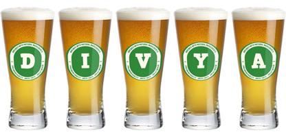 divya lager logo