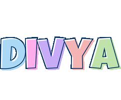 divya pastel logo