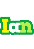 Ian Logo   Name Logo Generator - Popstar, Love Panda ...