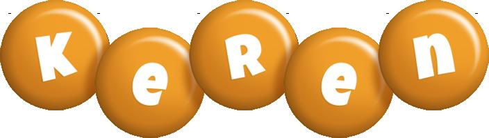 keren candy-orange logo