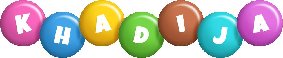 khadija candy logo