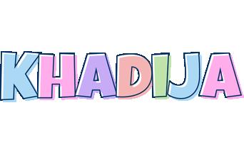 khadija pastel logo